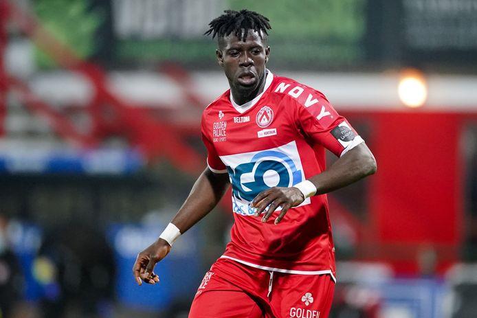Pape Habi Gueye  zorgde voor de winning-goal in het oefenduel te gast bij Anderlecht.