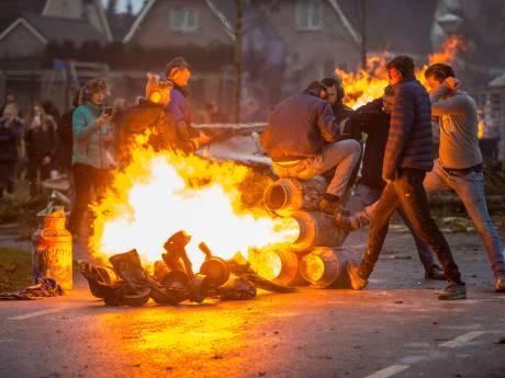Bewusteloos schoppen van man (37) uit Nieuwleusen in Kampen heeft mogelijk gevolgen voor carbidschieters
