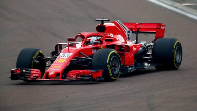 F1-testsessies verplaatst van Barcelona naar Bahrein
