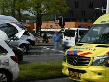 Aanrijding op Zuiderval in Enschede, bestuurder mogelijk onwel geworden