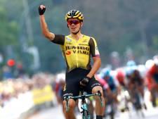 Le cyclisme reprend ses droits: Roglic remporte le championnat de Slovénie