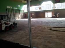 Nieuwe vloer voor sportzaal van De Schouw in Lopik