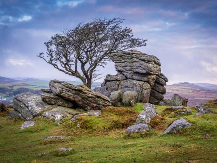 Landschap in Engeland