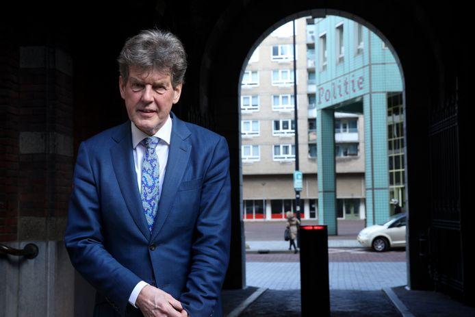 D66-wethouder Arjan van Gils.
