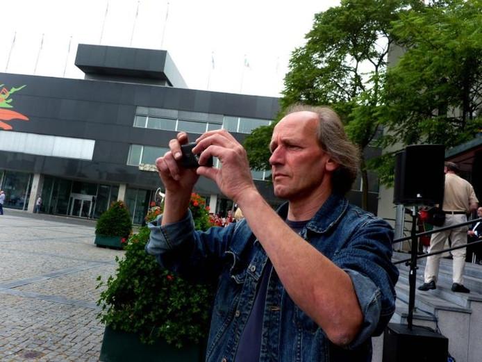 Rob Oostelbos. foto: Jan van Eijndhoven/PVE