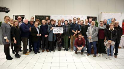 Serviceclub Fifty-One schenkt 15.000 euro aan sociale projecten