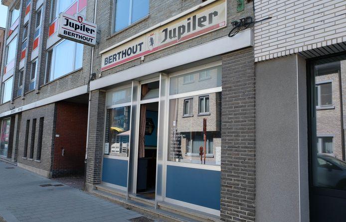 Café Berthout op een boogscheut van het centrum van Sint-Katelijne-Waver