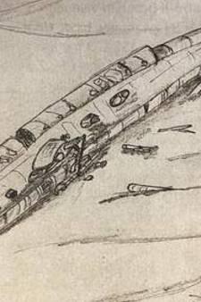 Duikboot uit WO I gevonden in Noordzee, 23 lichamen nog aan boord