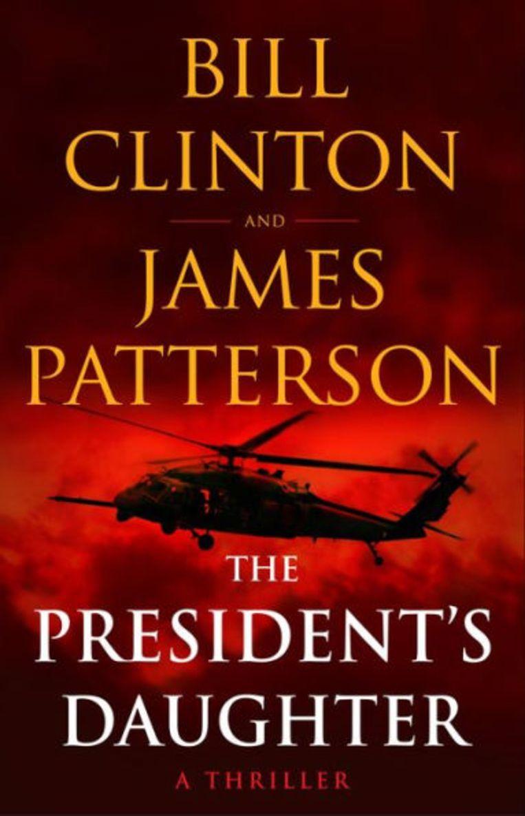 Bill Clinton en James Patterson - 'The President's Daughter' Beeld -