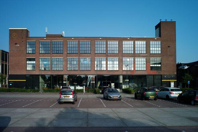 60 tot 70 appartementen worden er gebouwd in Hazemeijercompex. Het gaat om het grote pand, gezien vanaf de Tuindorpstraat.