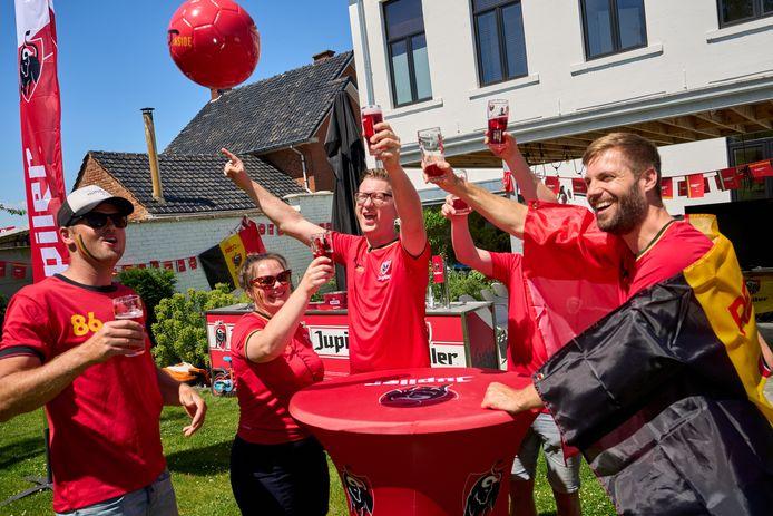 Red Challenge Bierbeek EK-Dorp in de Hoogstraat