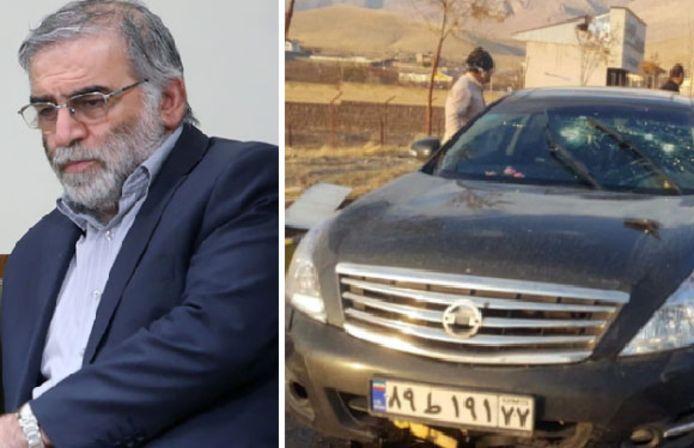 Mohsen Fakhrizadeh est un scientifique iranien de haut rang travaillant dans le secteur nucléaire