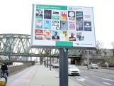 ChristenUnie-SGP recyclet verkiezingsborden