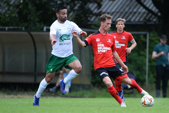Eerder in de voorbereiding speelde Helmond Sport al tegen het Qatarese Al-Ahli.