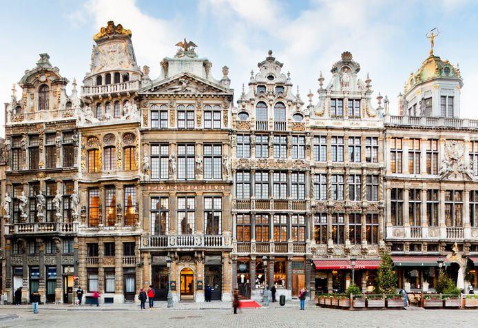 La Grand-Place de Bruxelles (archives)