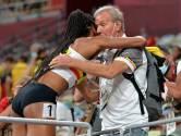 Ex-atleet, ex-voetballer, ex-burgemeester en ex-Kamerlid: dit is Roger Lespagnard (74), de coach achter Nafi Thiam
