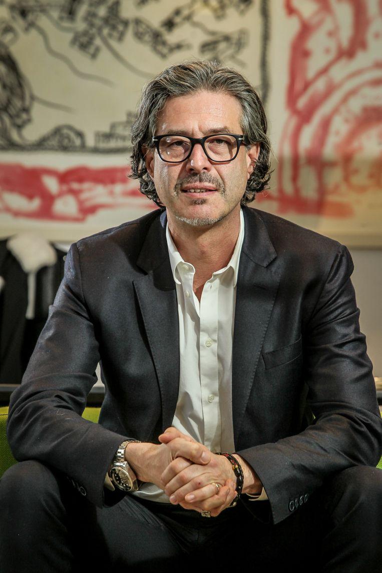 Advocaat Geert Lenssens heeft ervaring met groepsclaims, zo vertegenwoordigt hij ook twee actiegroepen in het Arco-verhaal. Beeld