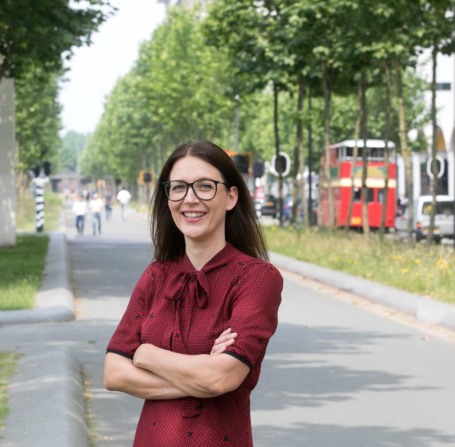 Laura van de Voort in Eindhoven