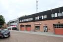 De voormalige brandweerkazerne in de Dageraadstraat in Mechelen.