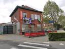 Café De Passant aan het sas van Lembeek.