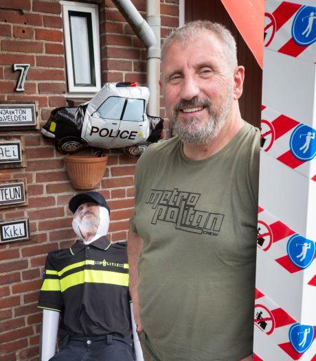 Politieman Ton van der Velden zwaait af: 'Ik stond altijd vooraan'