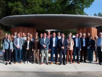Provincie opent nieuwe parking Aanwijs als toegangspoort tot nieuw landschapspark Bulskampveld