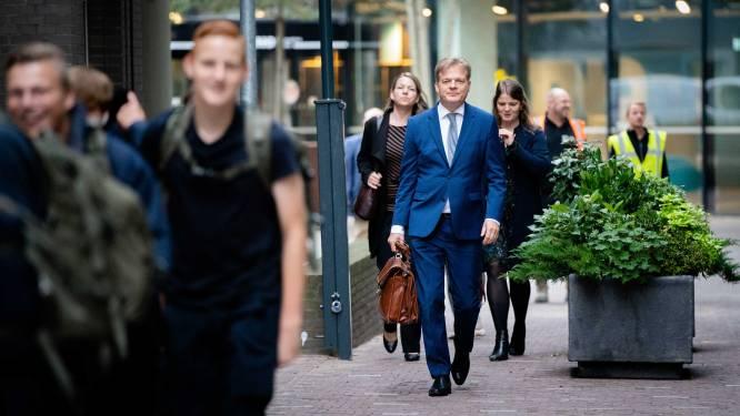 Studente journalistiek en filosoof uit Denekamp ondersteunen eenpitter Pieter Omtzigt