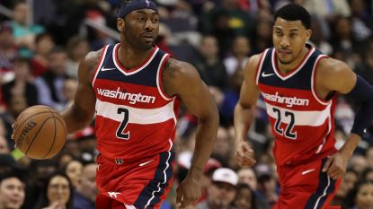Ook Washington Wizards zeker van play-offs in de NBA