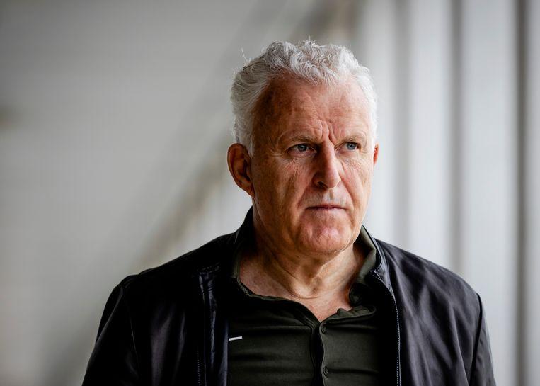 Misdaadjournalist Peter R. de Vries Beeld ANP