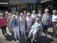 Klasgenoten Meisjesschool Denekamp zien elkaar na 70 jaar weer