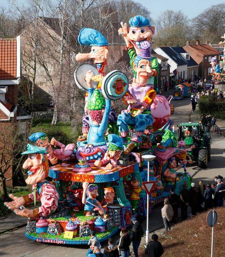 Goed nieuws voor carnavalsverenigingen: in Walsoorden komt een bouwloods