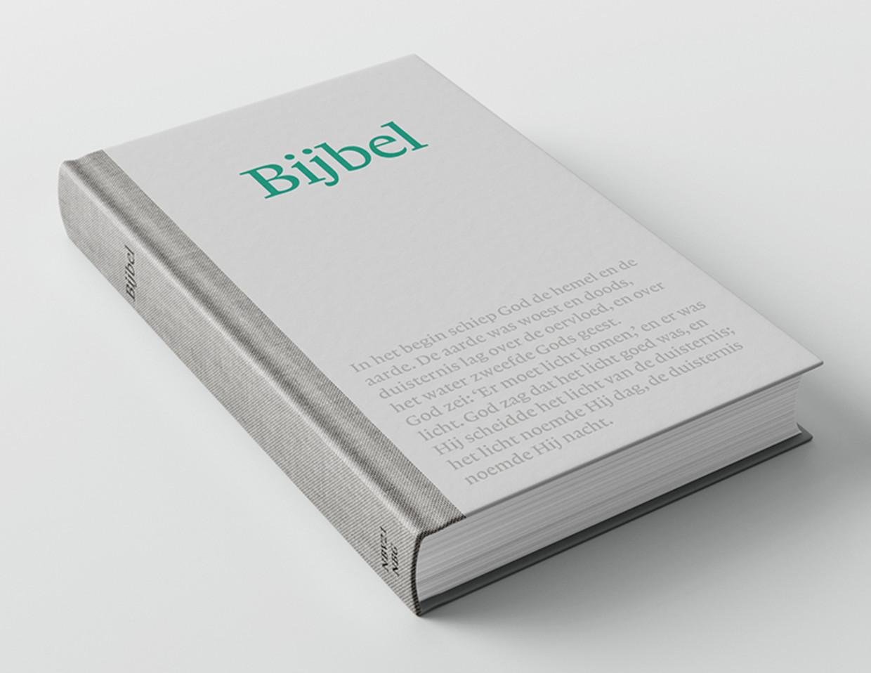 De NBV21: de nieuwe Bijbel-vertaling die afgelopen week werd gepresenteerd.