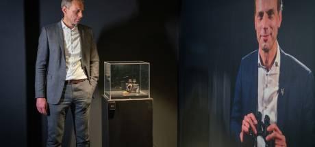 Het verhaal achter de kistjes van korporaal George Froud wordt nu verteld in het Airborne Museum in Oosterbeek