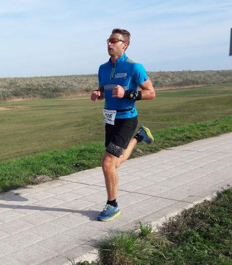 Vierde zege voor Erwin Adan in halve marathon XL in Renesse