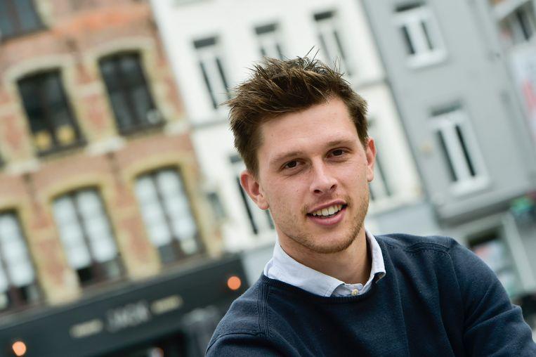 Afbeeldingsresultaat voor Hannes Van Der Bruggen Kortrijk