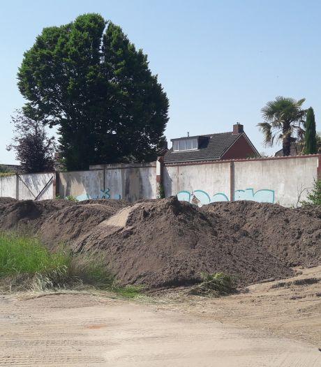 Hengelo legt storten van zand in Hart van Zuid stil na klachten uit de buurt