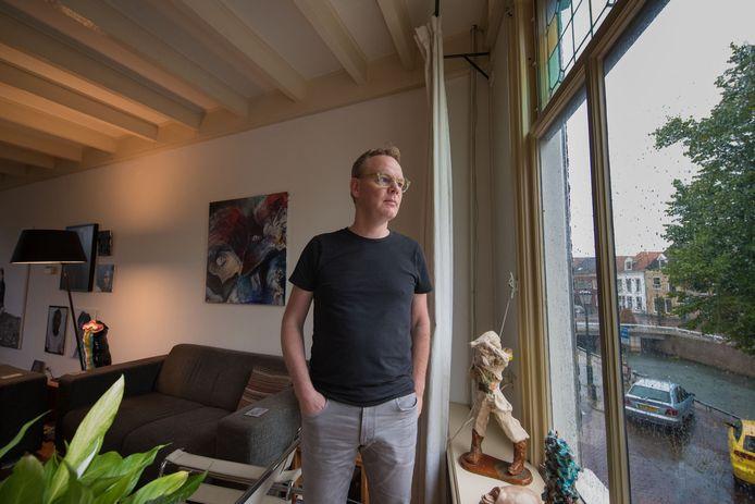 Richard Boddeus van de SP in Kampen, maakt zich zorgen om situatie binnen de SP.