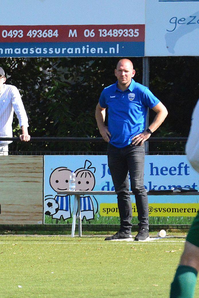 Tim van Seggelen wordt de nieuwe hoofdtrainer van Someren.