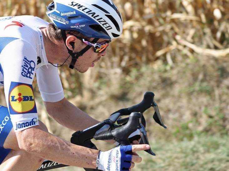 LIVE | Cavagna al de hele dag eenzaam aan de leiding in etappe voor de sprinters