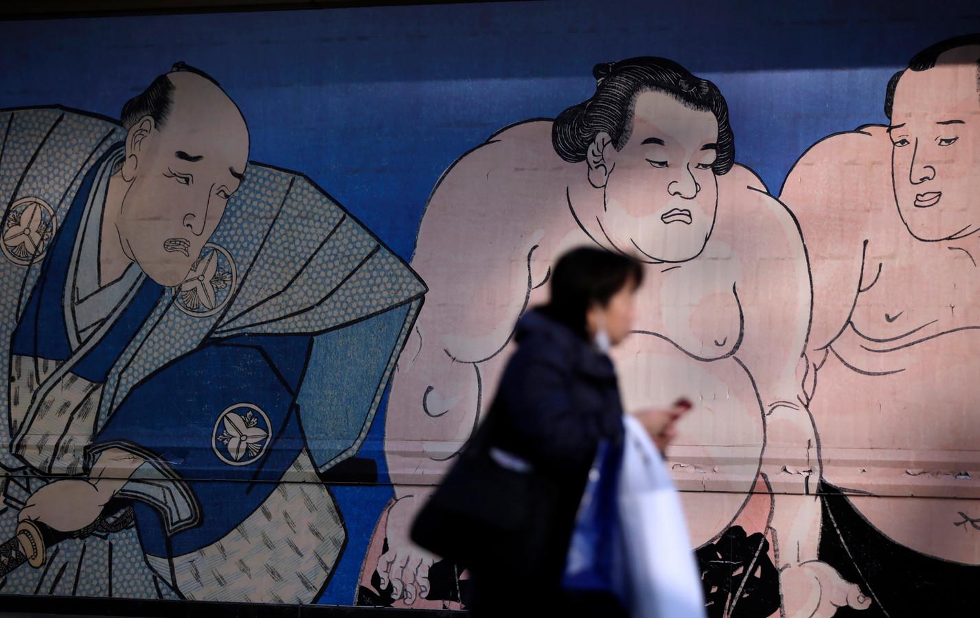 De Japanse vechtsportwereld is opgeschrikt door de dood van een sumoworstelaar.