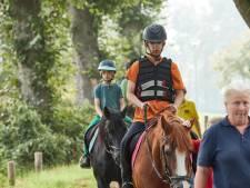 De paarden van de Pasmanmanege in Eefde helpen mensen met beperkingen: 'Het zijn subtiele leermeesters'