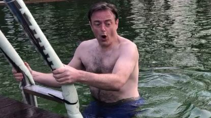 VIDEO: Bart De Wever hangt de ijsbeer uit