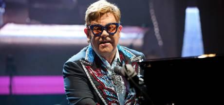 Elton John 'geeft feestje' als hij deze hit niet meer hoeft te zingen