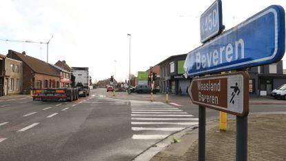 Grote verkeershinder verwacht voor heraanleg N450, gemeente legt pendelbussen in tussen Melsele en Kallo