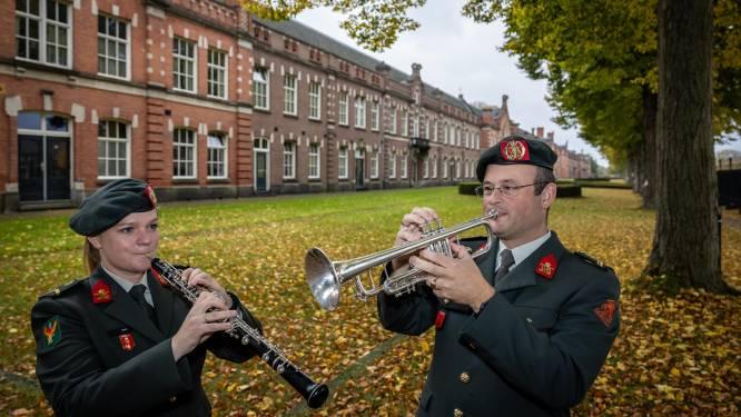Militaire musici knallen weer als vanouds