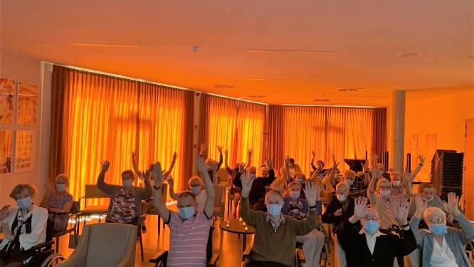 Bewoners woonzorgcentra Beersel genoten van cultuurvoorstelling dankzij de Meent