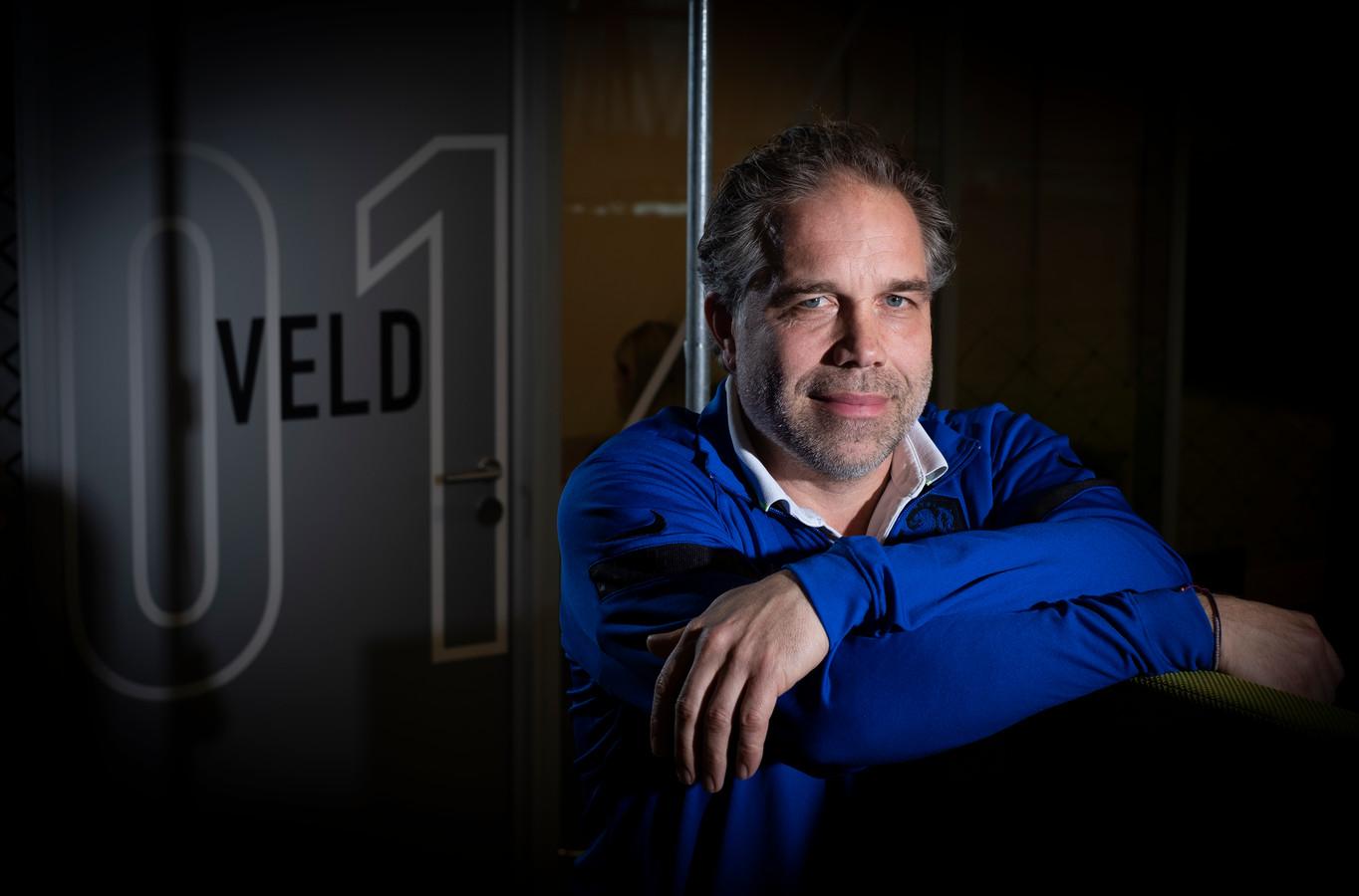 Art Langeler, die 1 juli begint als trainer van PEC, moet de Zwollenaren naar een plek in het linkerrijtje brengen.
