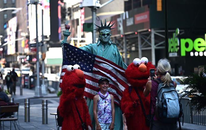 New York krabbelt langzaam uit de coronacrisis, maar de marathon in de Big Apple gaat dit jaar niet door.