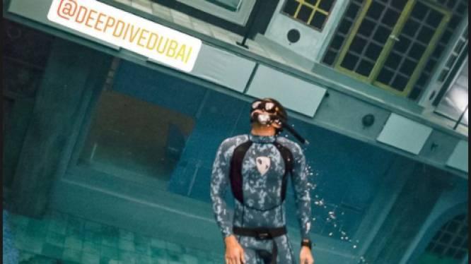 Dubai onthult diepste zwembad ter wereld: sjeik mag eerste duik nemen