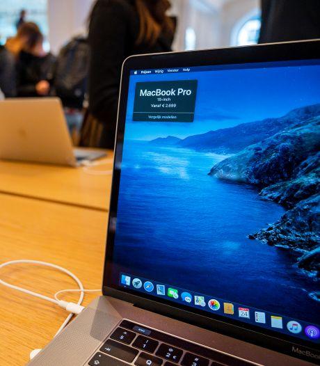 Apple introduceert eerste laptops met zelfontworpen chips